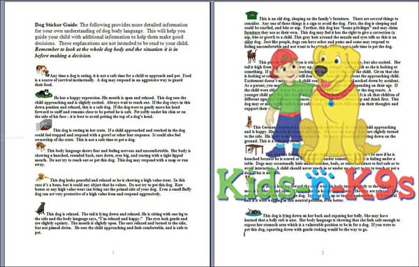 Sticker Guide
