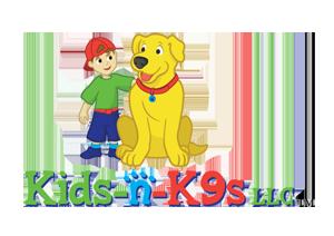 kids 'n k9s logo